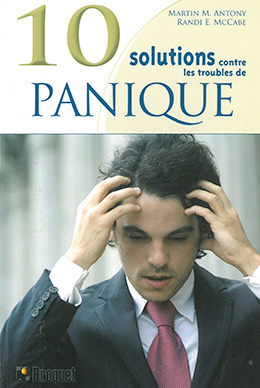 10 Simple Solutions to Panic (French)