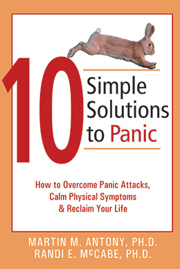 10 Simple Soutions to Panic