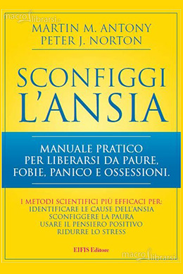 Anti Anxiety Workbook (Italian)