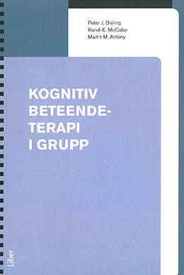 Cognitive Behavioral Therapy in Groups (Swedish)