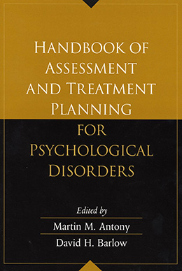 Handbook of Assessment-and-Treatment-Planning for Psychological Disorders