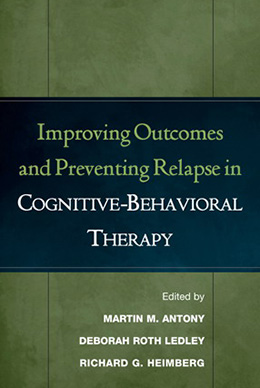 Improving Outcomes and Preventing Relapse in CBT