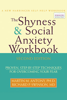 Shyness and Social Anxiet Workbook(2nd-ed)