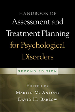 Treatment Planning for Psychological Disorders, 2nd ed